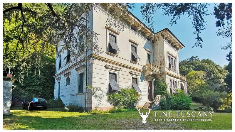 Italy property for sale in Bagni di Lucca, Tuscany
