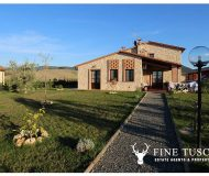 Stone House with Shared Swimming Pool for sale near Volterra Pisa Tuscany Italy
